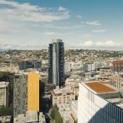 Seattle photo by Benjamin Massello on Unsplash