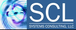 Systems Consulting LLC Face Masks Partnership Logo