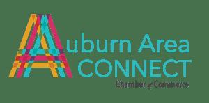 Auburn Chamber of Commerce Safe Start Kits Partnership Logo