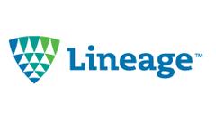 Lineage Safe Start Kits Partnership Logo