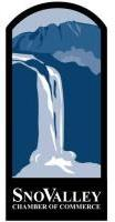 SnoValley Chamber of Commerce Safe Start Kits Partnership Logo
