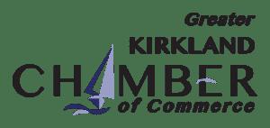 Greater Kirkland Chamber of Commerce Safe Start Kits Partnership Logo
