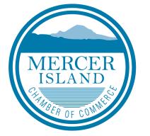 Mercer Island Chamber of Commerce Safe Start Kits Partnership Logo