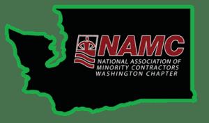NAMC Safe Start Kits Partnership Logo