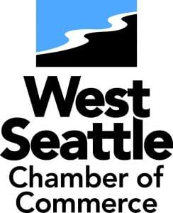 West Seattle Chamber of Commerce Safe Start Kit Partnership Logo